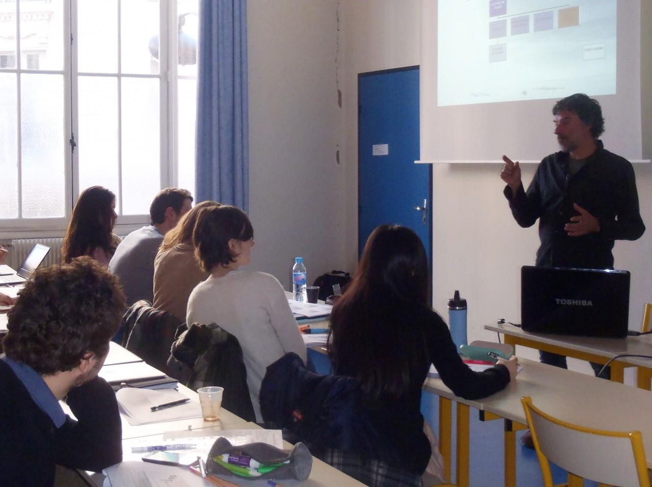 SINAPS Consult à AgroParisTech
